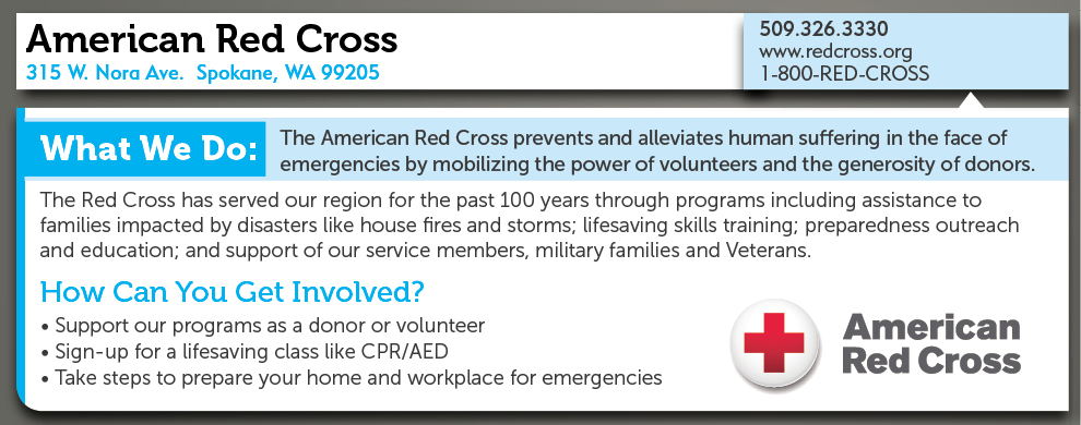 American Red Cross-Spokane