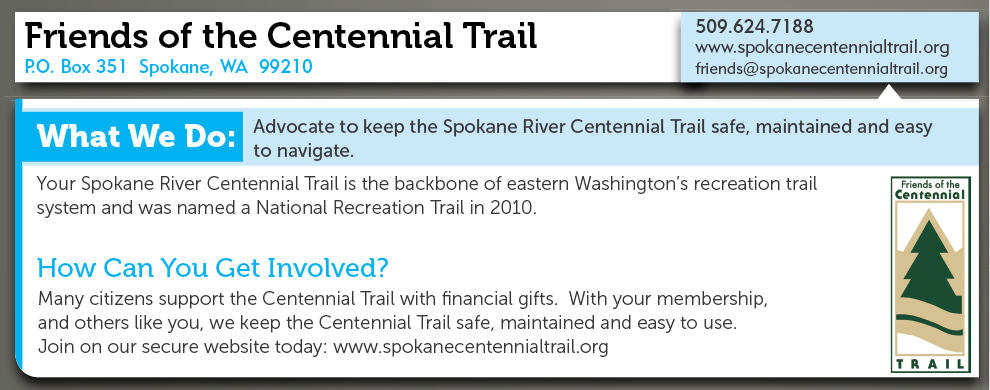 Friends of the Centennial Trail