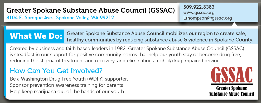 Greater Spokane Substance Abuse Council