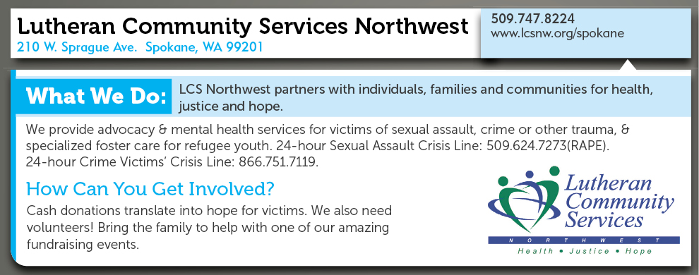Lutheran Community Services NW