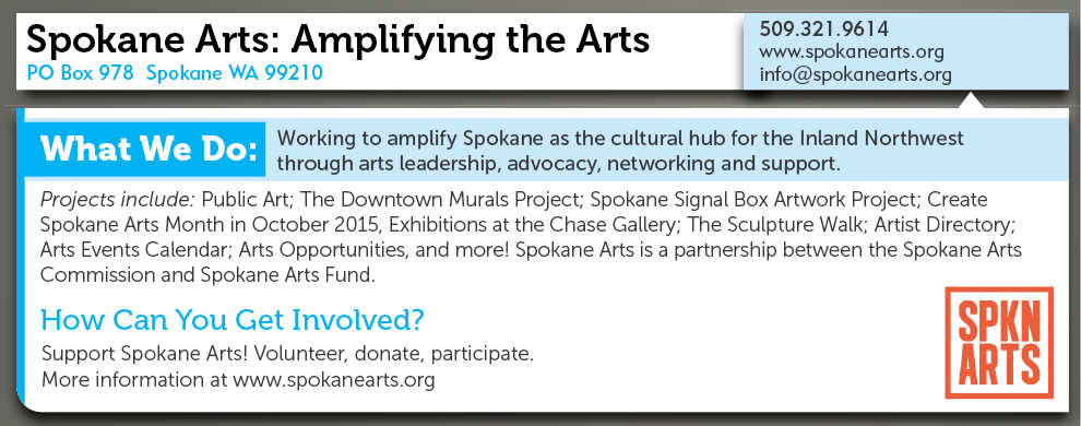 Spokane Arts Fund