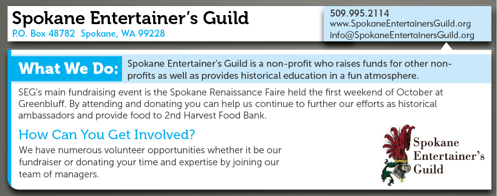 Spokane Entertainers Guild