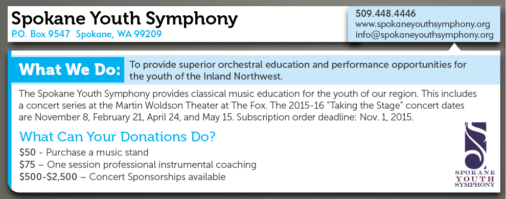 Spokane Youth Symphony