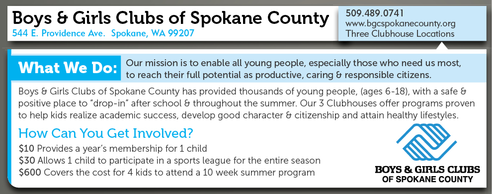 Boys and Girls Club of Spokane