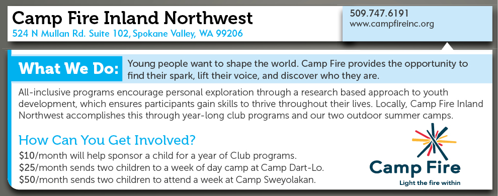 Camp Fire USA Inland Northwest Council